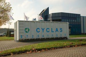 Cyclas containerzeil