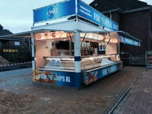Fish en chips xl martkwagen