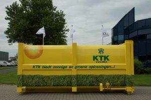 KTK containerzeil