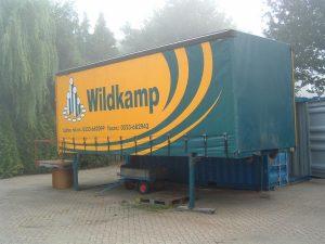 Wildkamp aanhangerzeil